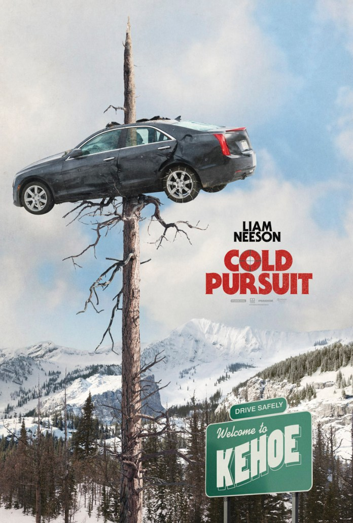 Cold Pursuit trailer