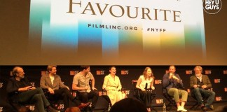 The Favourite NYFF Press Conference