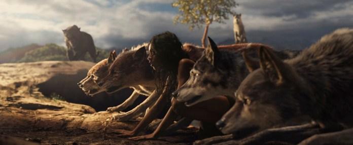 Mowgli: Legend of the Jungle trailer