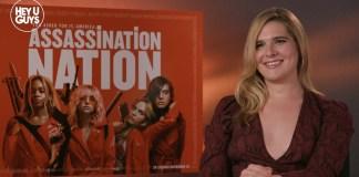 assassination nation hari nef interview