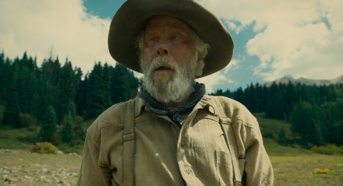 Tom Waits Buster Scruggs