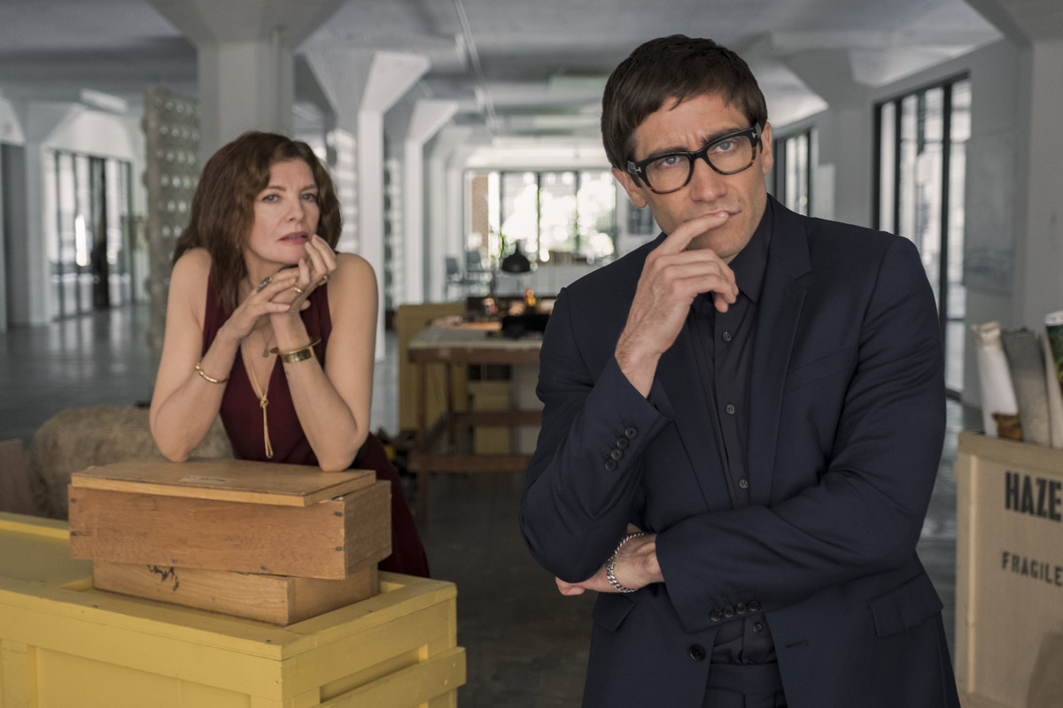 Jake Gyllenhaal Is an Art Critic in Netflix Horror Film 'Velvet Buzzsaw'