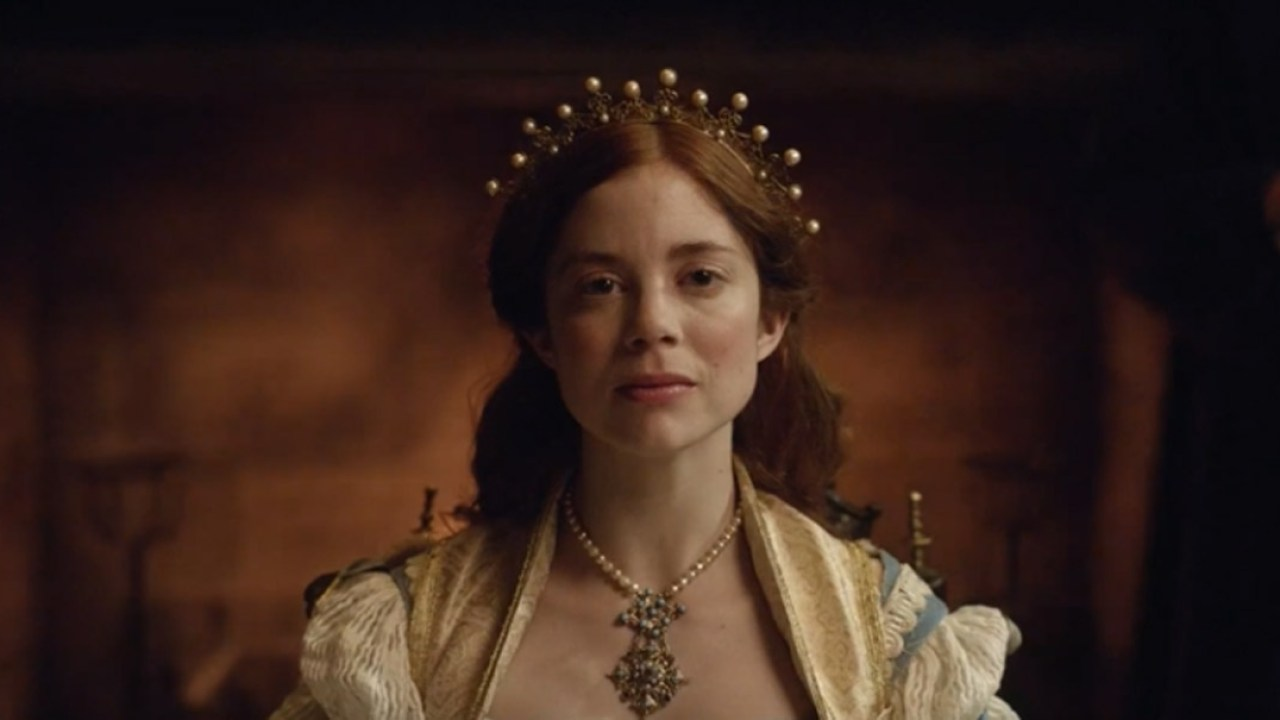 Image result for spanish princess starz charlotte hope
