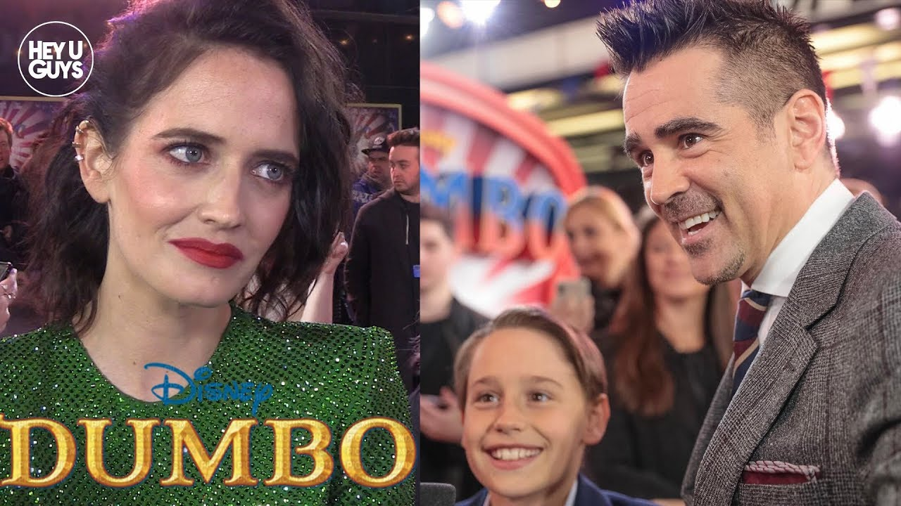 dumbo world premiere