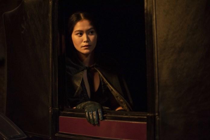 Dianne Doan as Mai Ling. Credit: David Bloomer/Cinemax