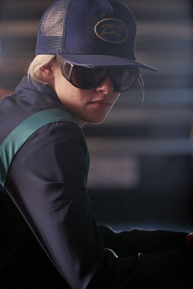 Kristen Stewart as Savannah Knoop in the film J.T. LEROY. Photo courtesy of Universal Pictures Content Group.