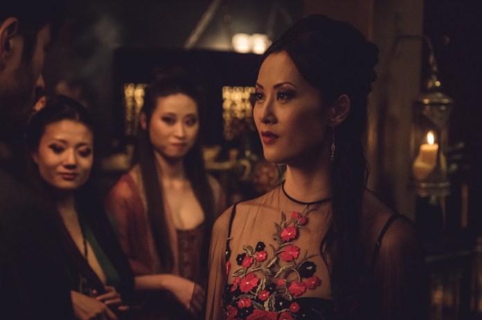 Olivia Cheng as Ah Toy (Credit: David Bloomer/Cinemax)