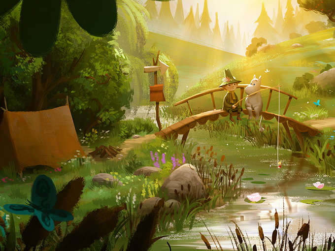 Moominvalley Review and Q&A - HeyUGuys