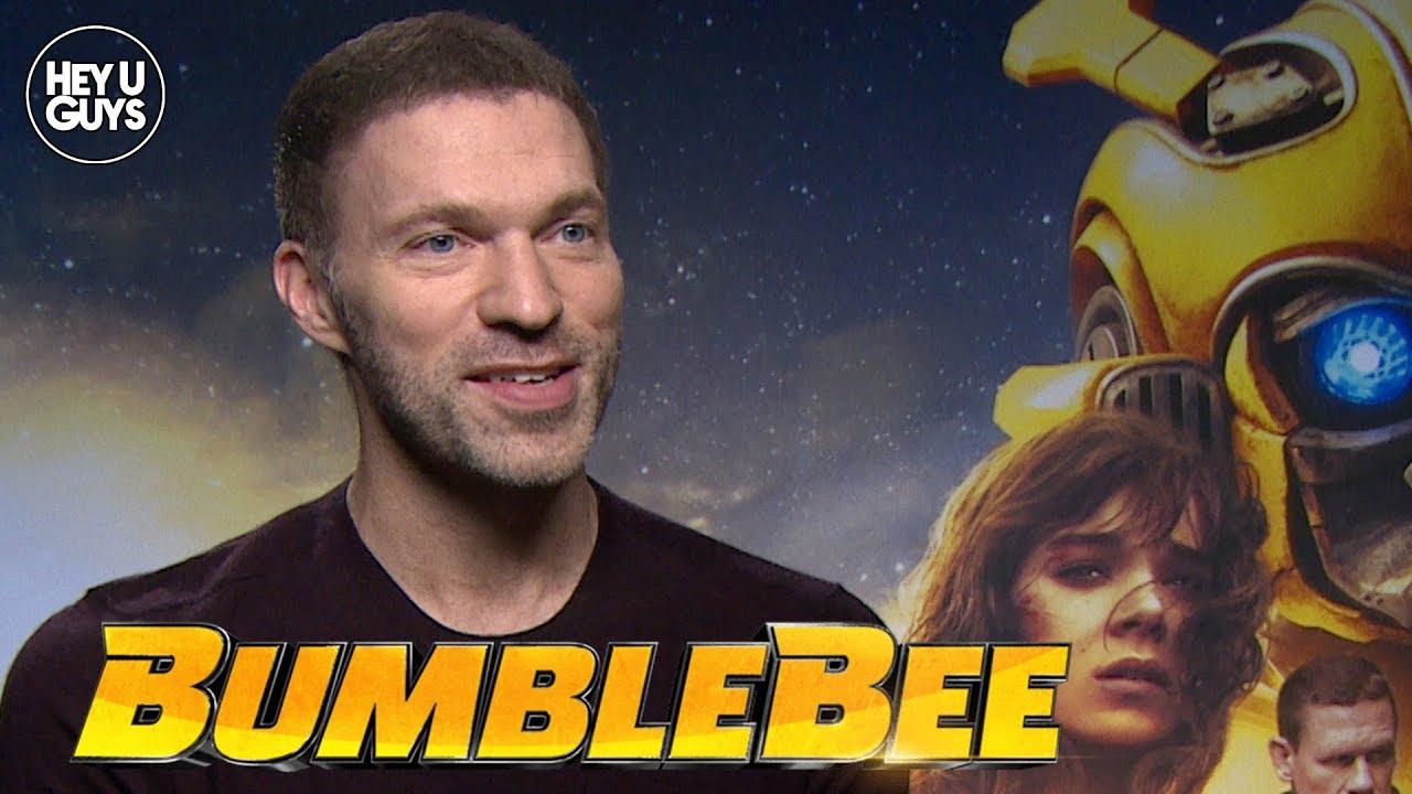 travis knight bumblebee