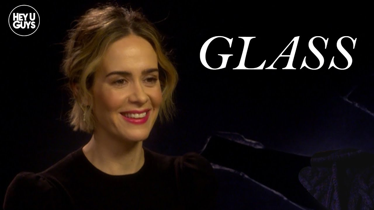 Sarah Paulson Glass Blu-ray