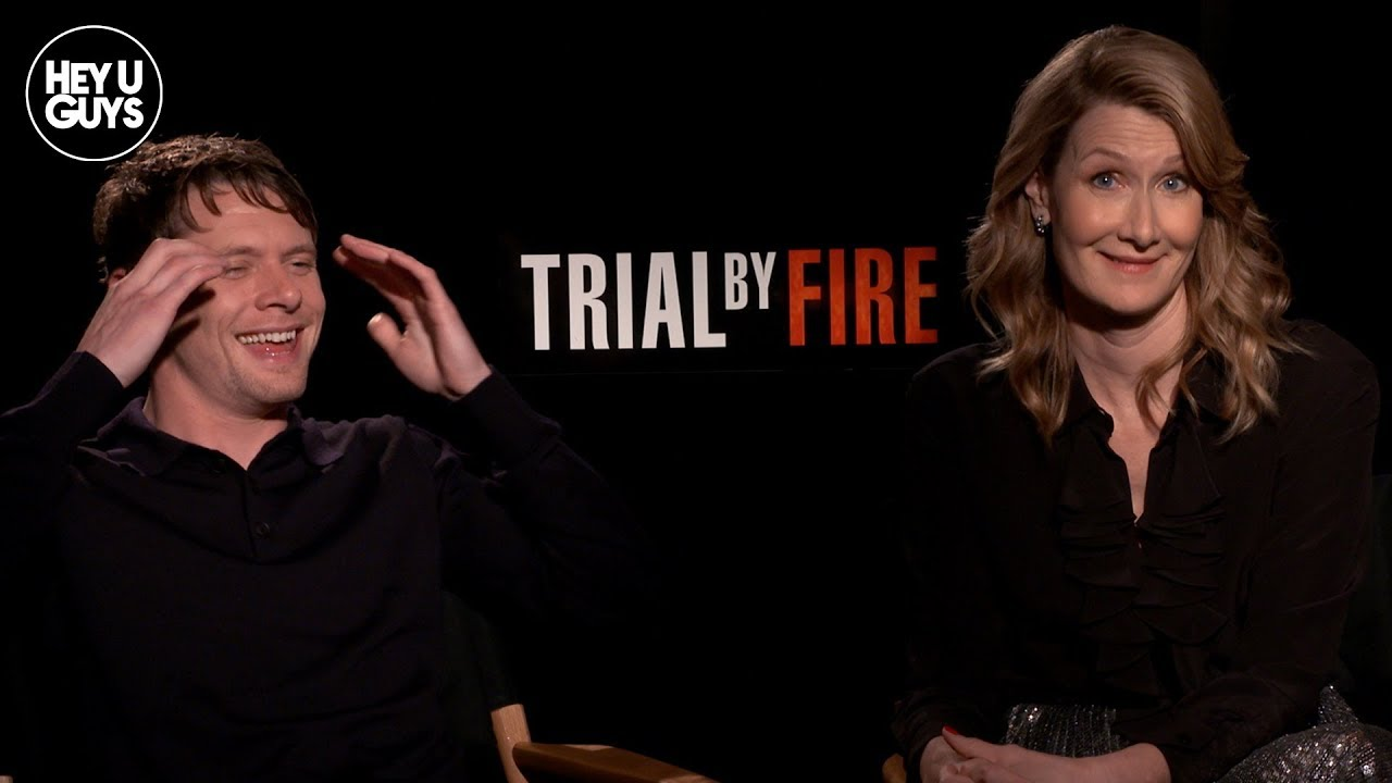 Trial By Fire Cast interviews