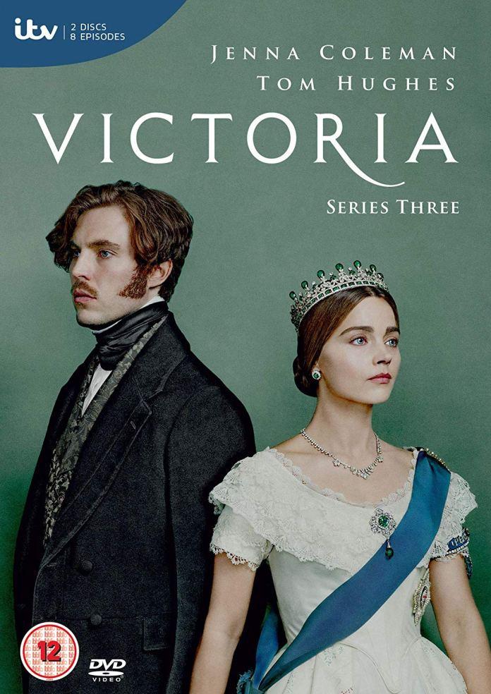 victoria season 3 dvd
