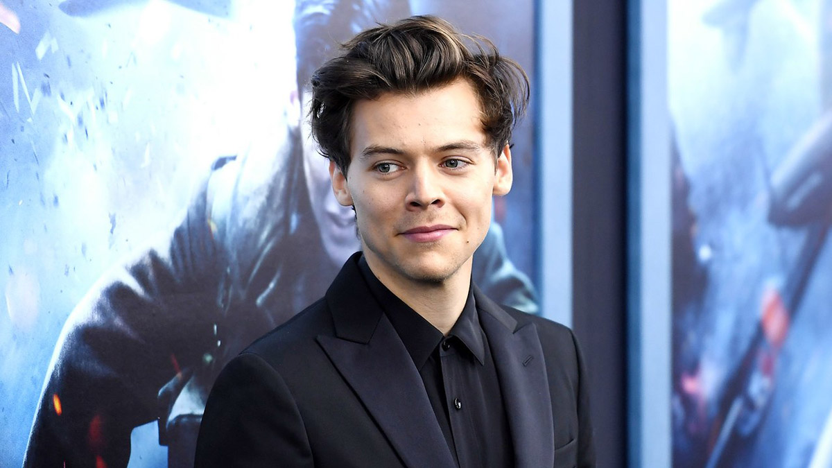 Harry Styles The Little Mermaid