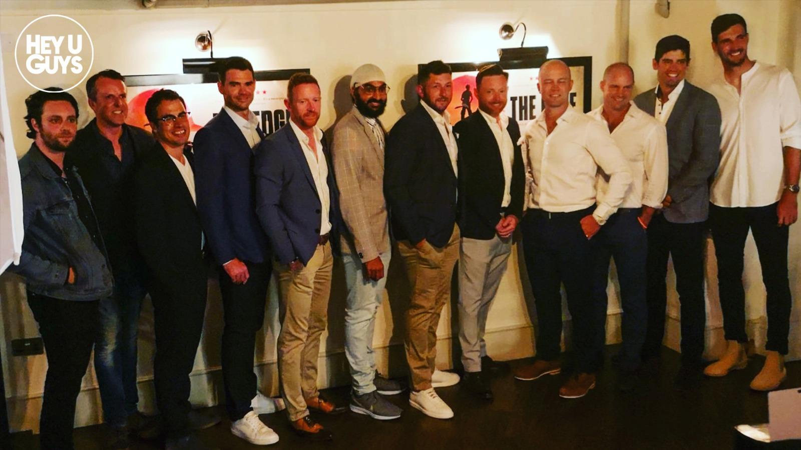 the edge england cricket premiere interviews