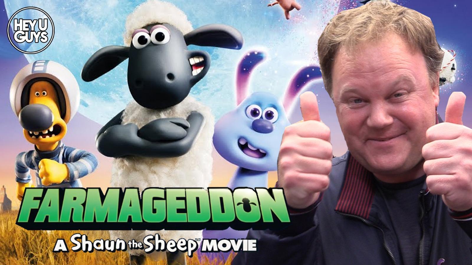 justin fletcher shaun the sheep premiere