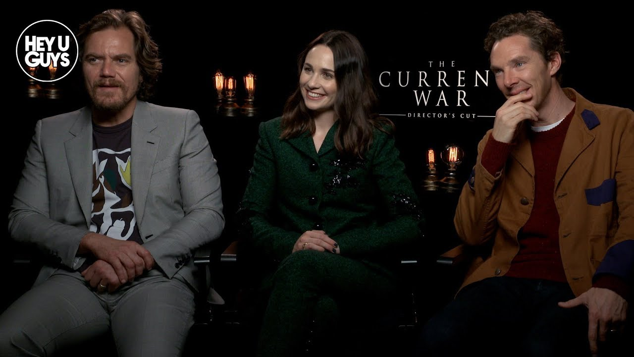 the current war cast interview