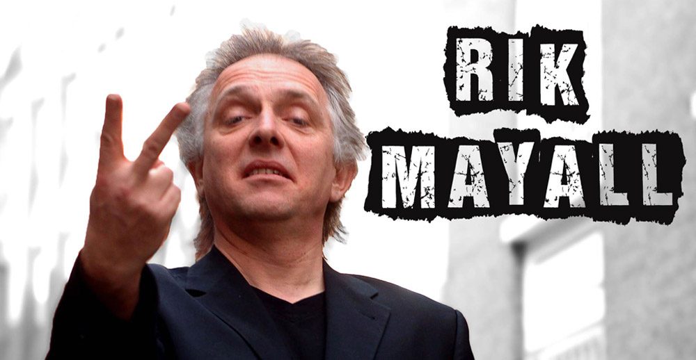 Rik Mayall Comedy Genius