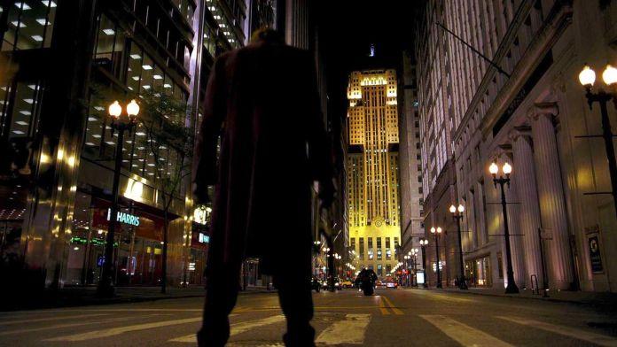 dark knight chicago