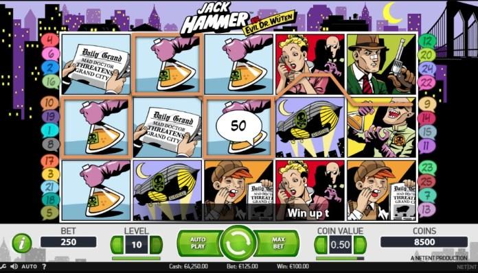 jack hammer online game