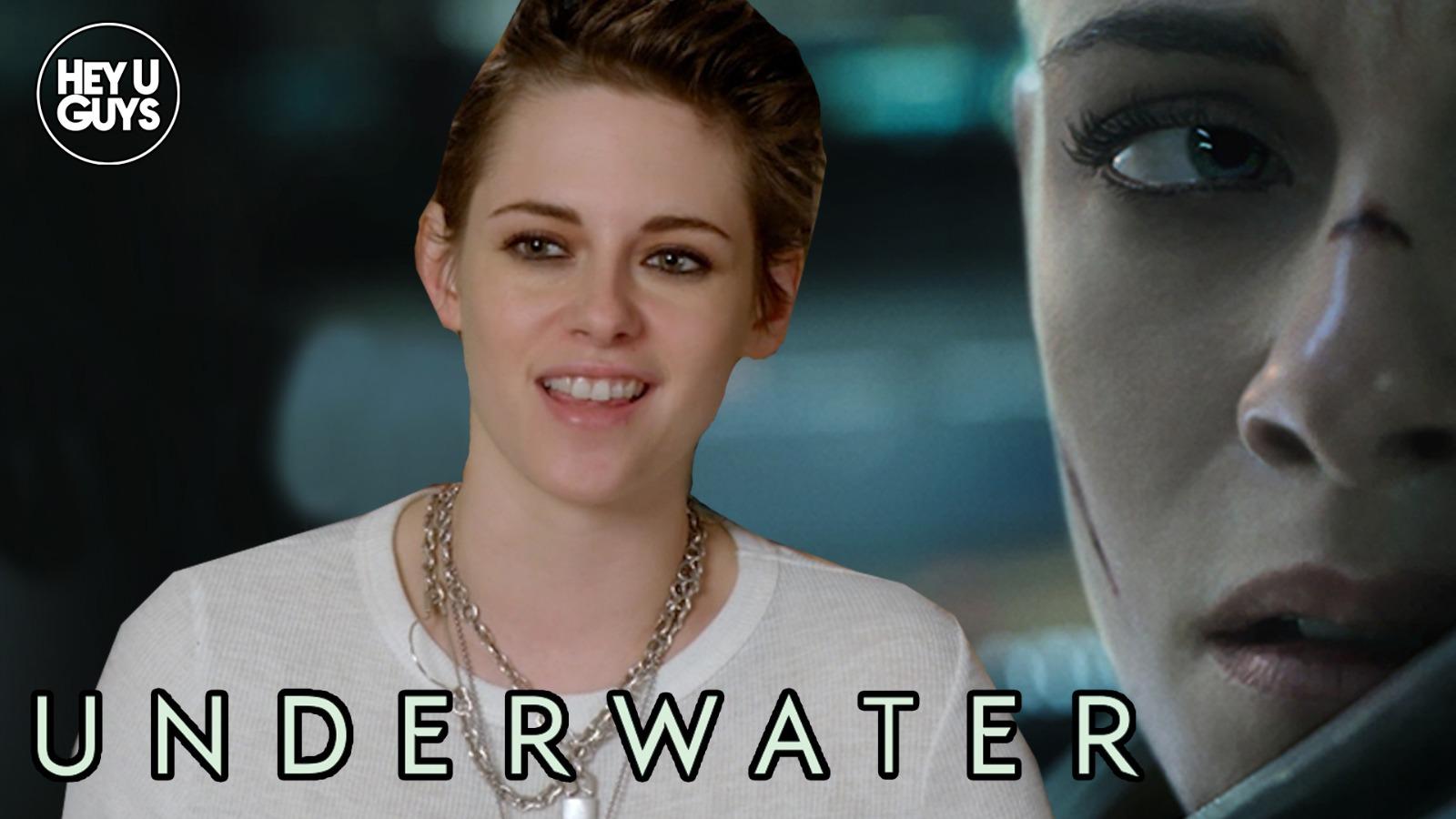 underwater kristen stewart