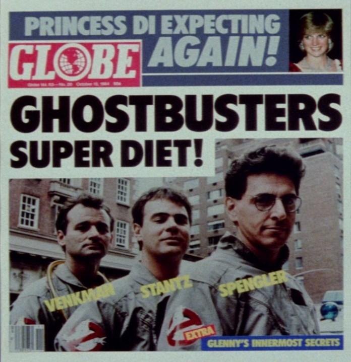 ghostbusters globe