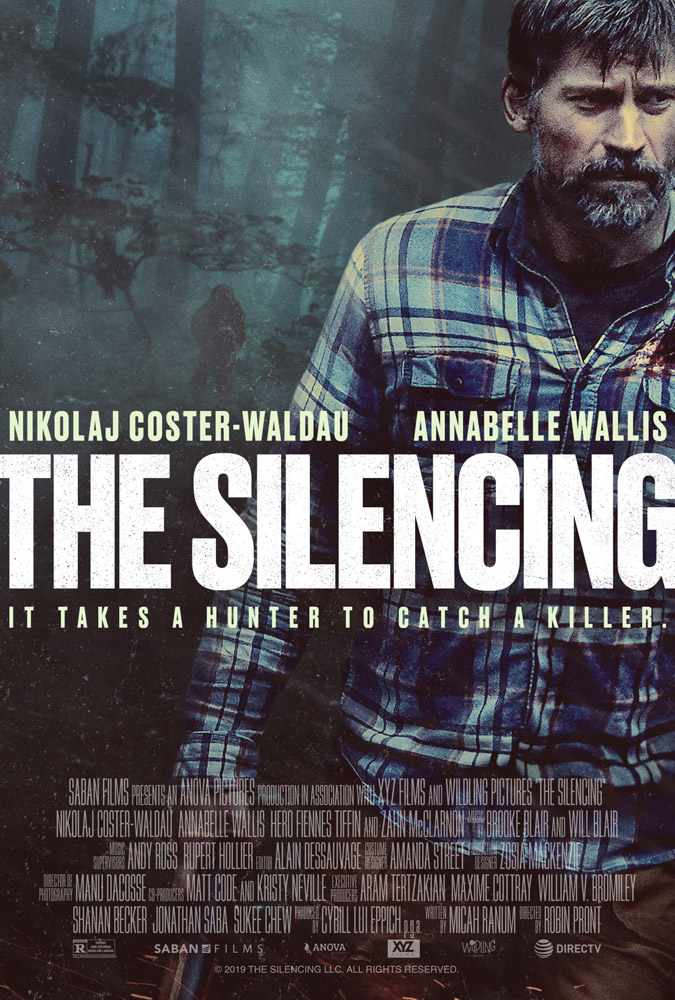 The Silencing Poster