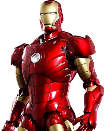 Iron Man's Armour Mark III