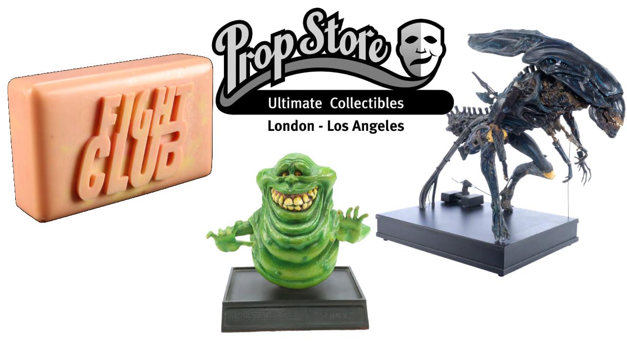 LA Prop Store Auction
