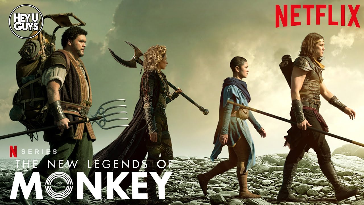 new legends of monkey cast intervires