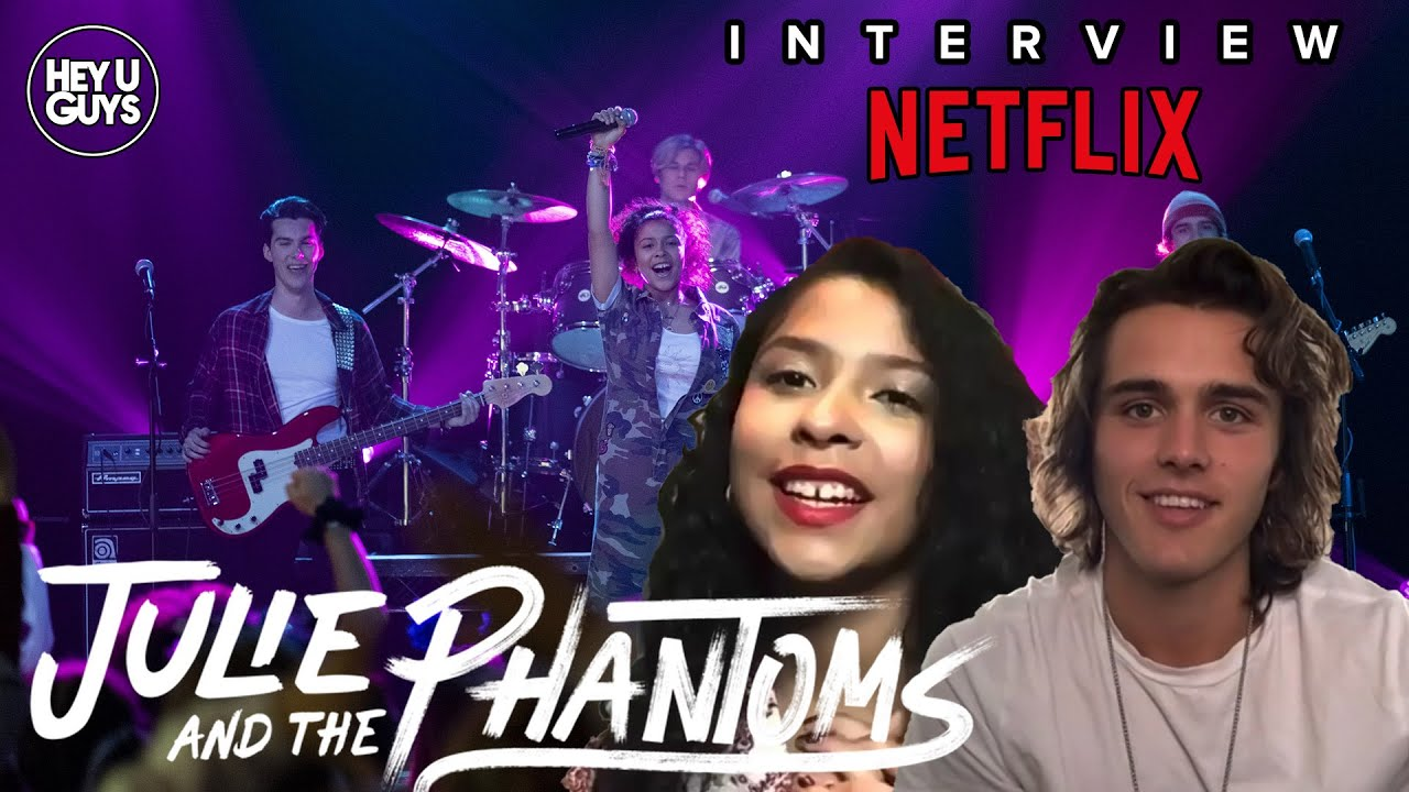 Julie and the Phantoms Cast Interviews