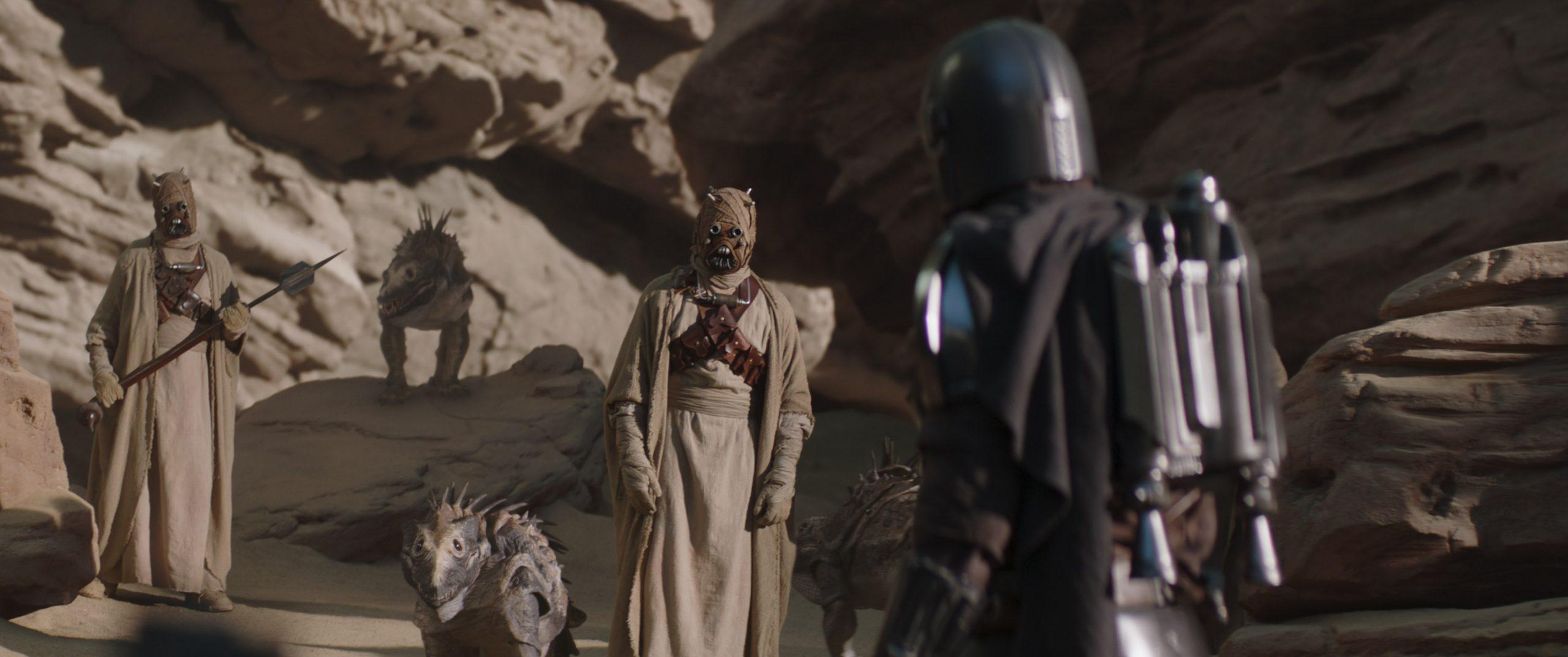 The Mandalorian Episode 9: The Marshal Review - HeyUGuys