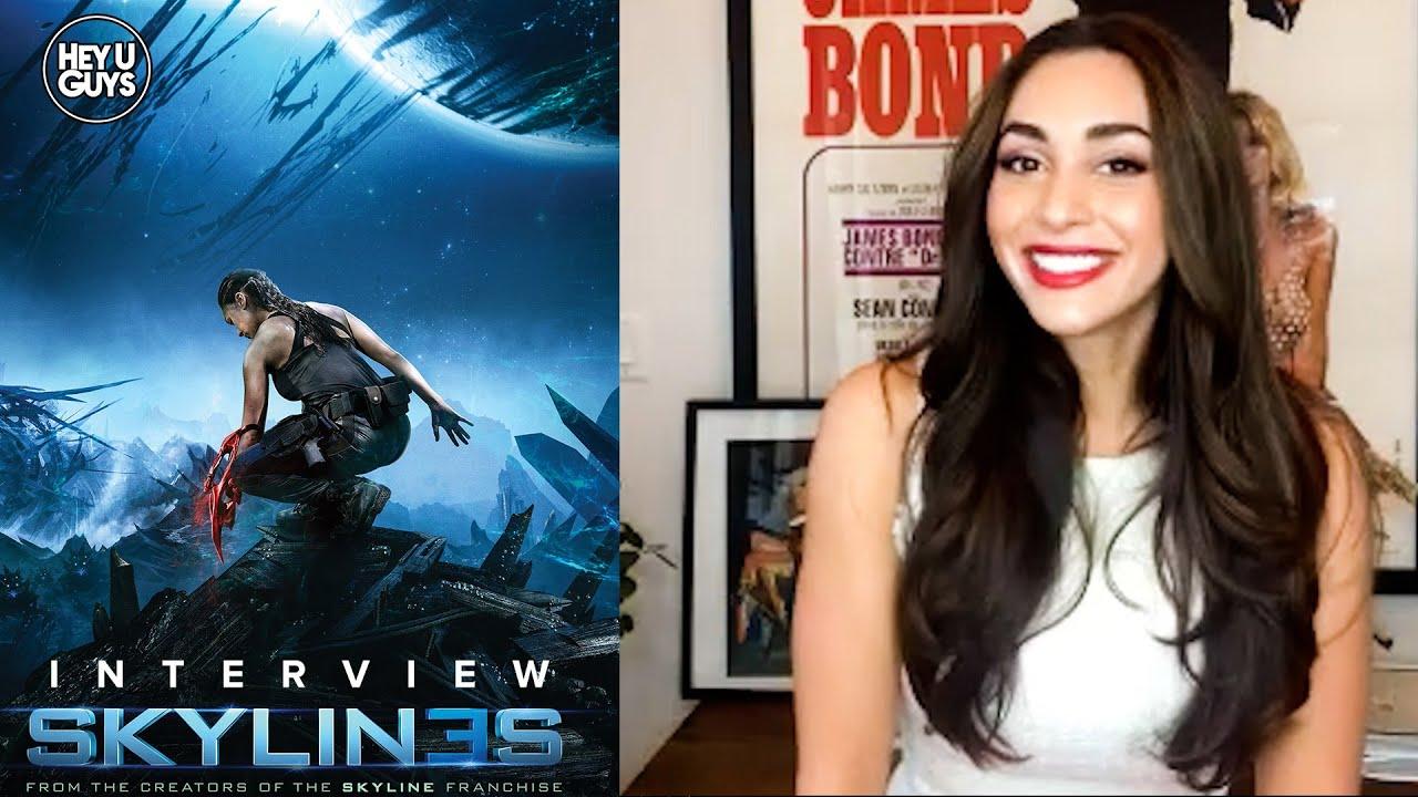 Skylin3s cast interviews