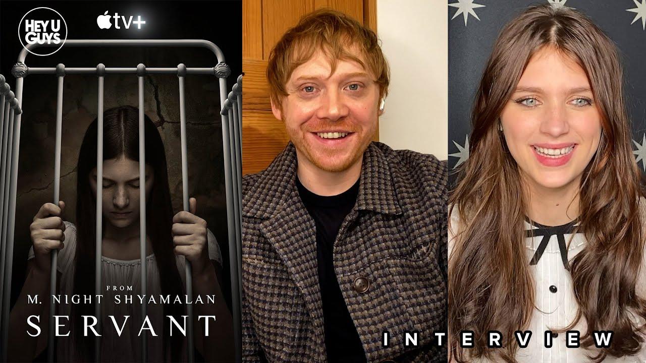 Servant Cast Interviews