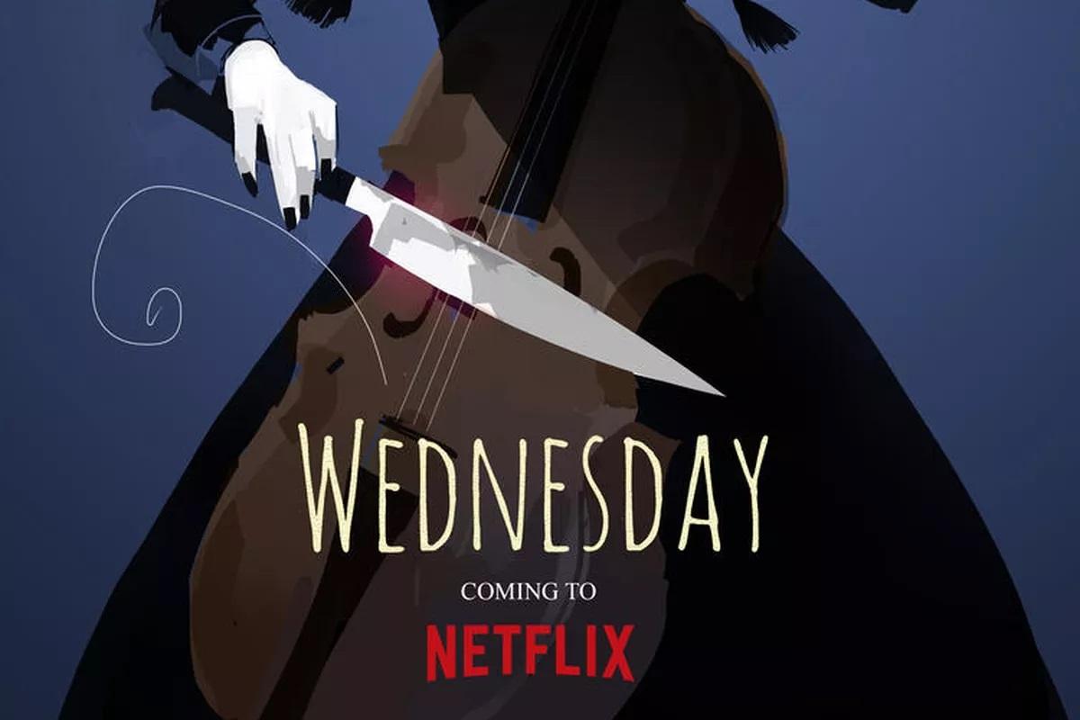 Wednesday Netflix