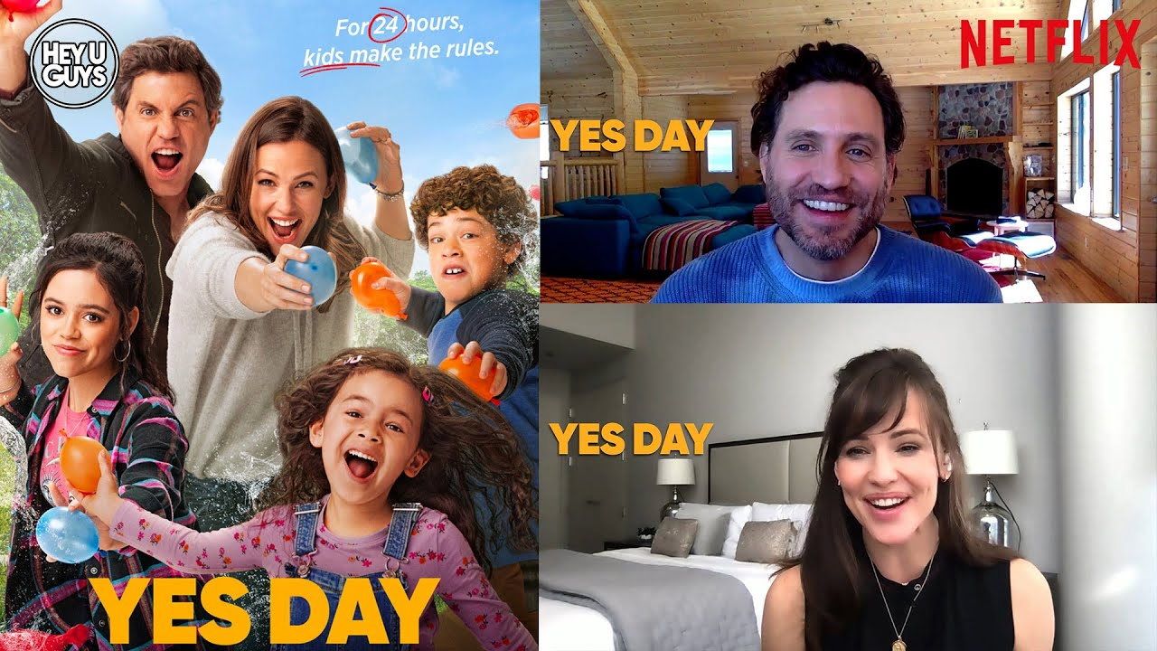 Yes Day Interviews