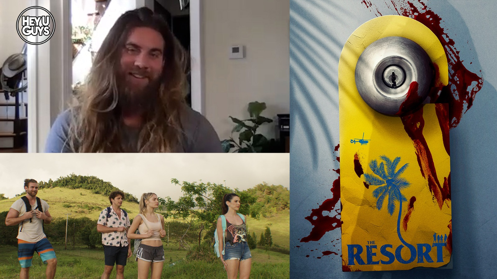 The Resort cast Interviews