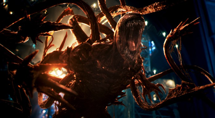 VENOM: LET THERE BE CARNAGE.