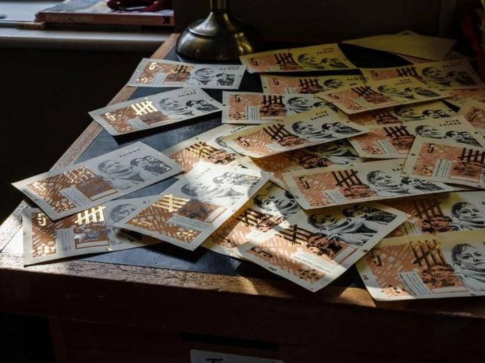 bank job money
