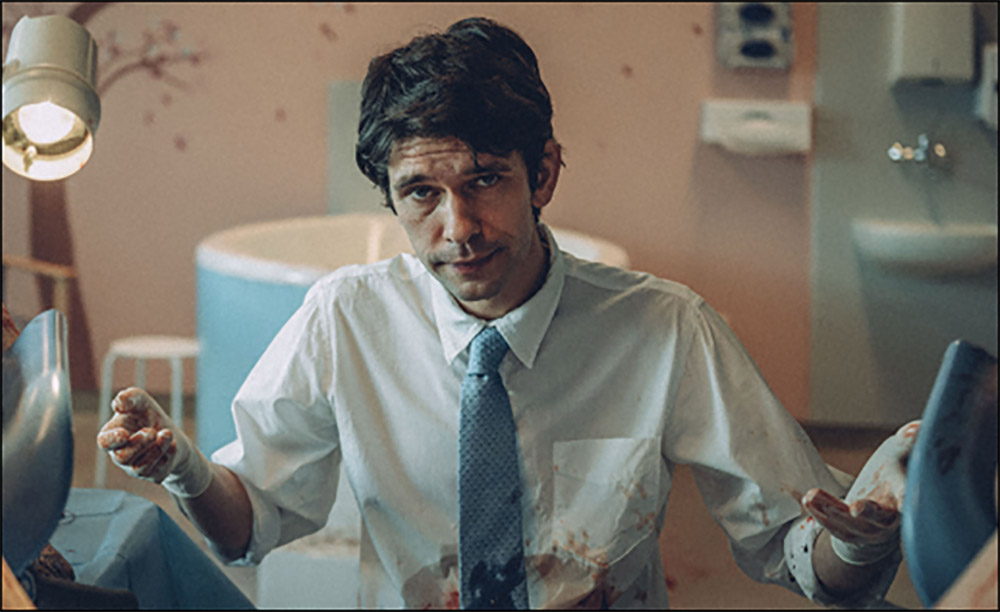 This is Going to Hurt Ben Whishaw
