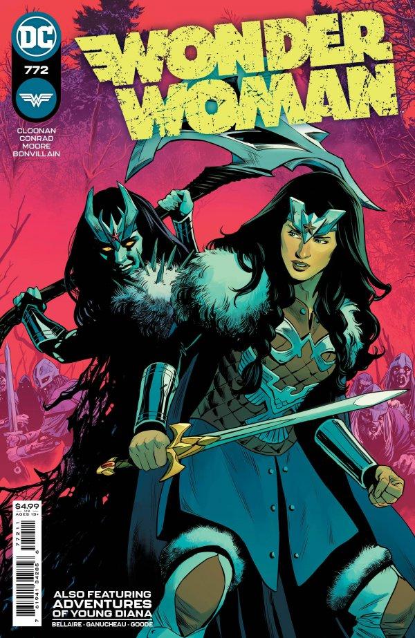 Wonder Woman 772