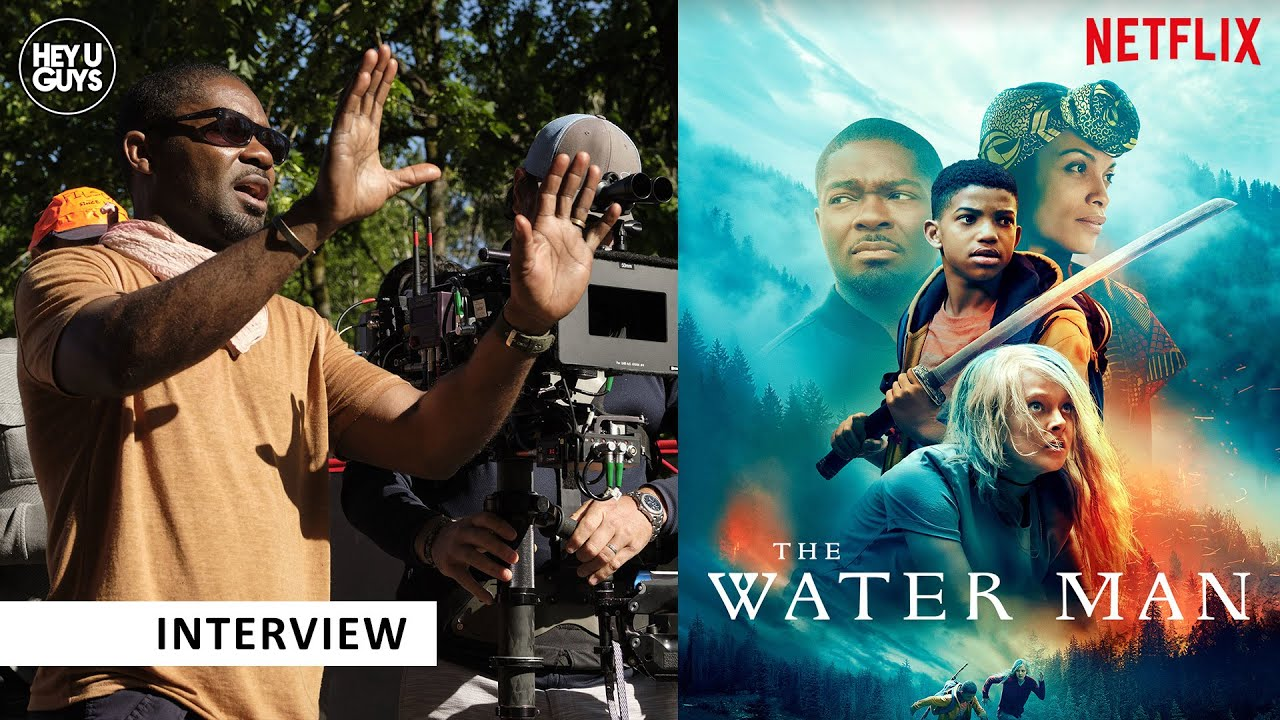 David Oyelewo The Water Man