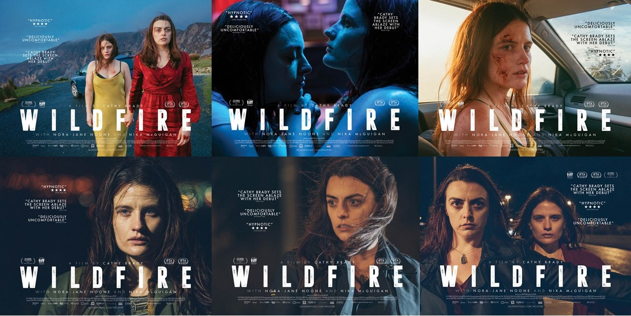 Wildfire posters