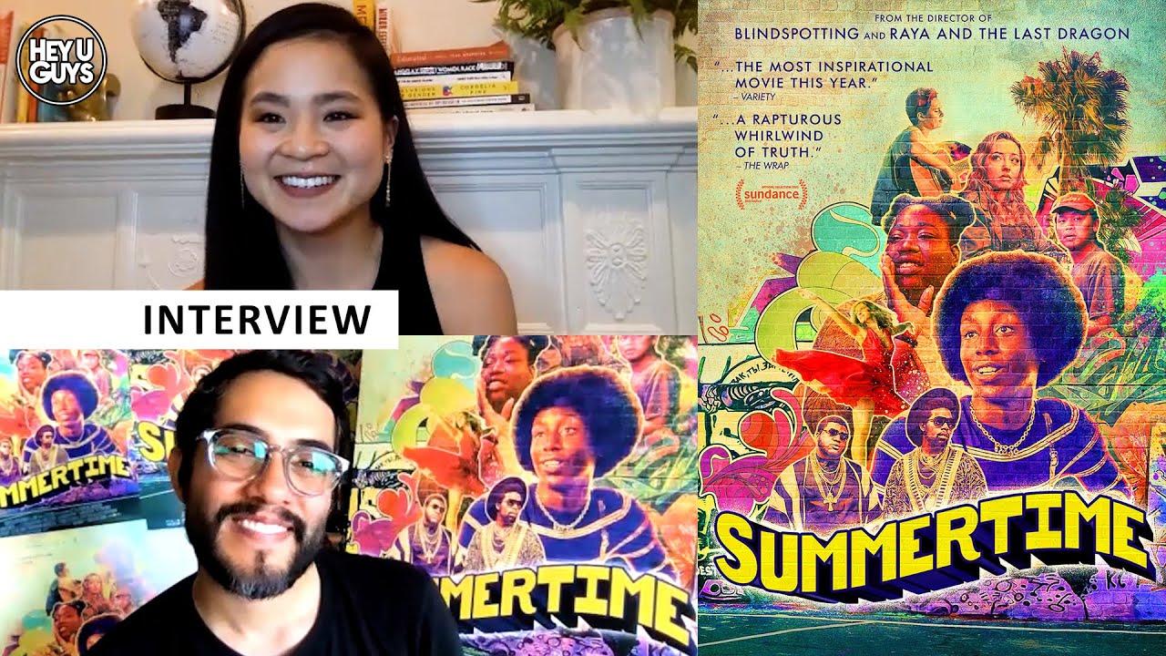 Summertime interviews
