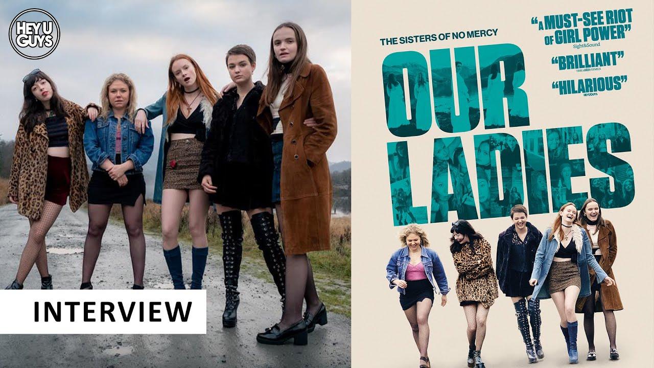 our ladies cast interviews