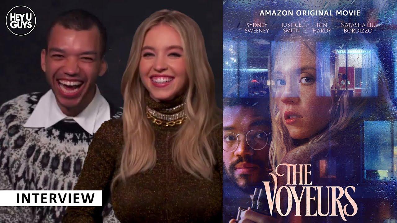 The Voyeurs Cast Interviews