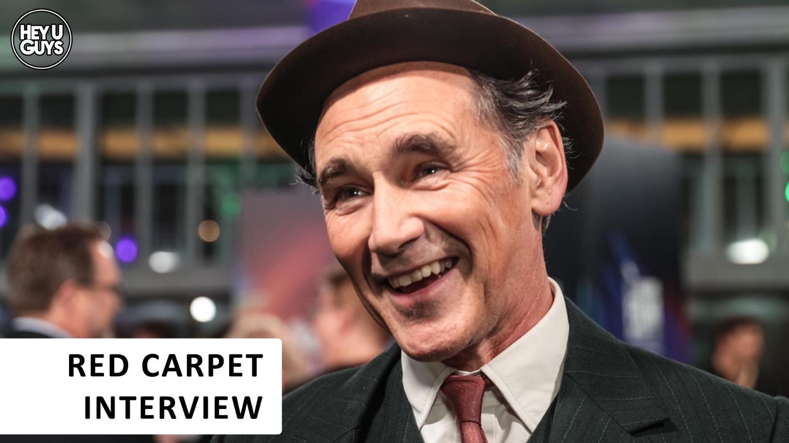 The Phantom of the Open LFF Premiere Interviews