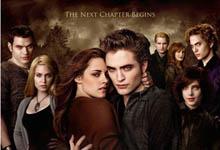 Twilight Saga: New Moon Poster