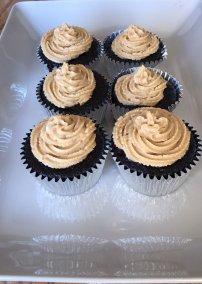 Vegan Dark Chocolate Cupcakes