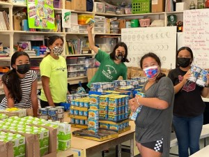 HFA partners with Vibrant Hawaii's Kaukau 4 Keiki program