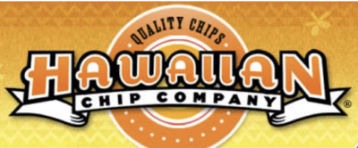Hawaiian Chip Company Logo